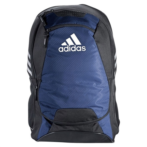 adidas Stadium Team Backpack - 5143985 - AuthenticSoccer.com 5219deba00b63