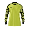 adidas Mi Assita 17 Goalkeeper Jersey - Yellow/Black MIAD2US37945201