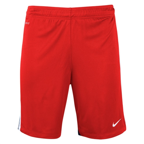 Nike League Knit Shorts - Red 725897-657