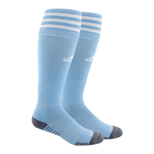 61615ec50a37 adidas Copa Zone Cushion III Socks - Argentina Blue White 5143271 ...