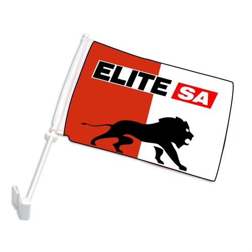 Car Flag - Elite SA Elite-Carflag
