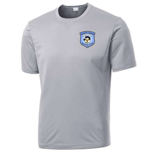 8df99dc9a843 Martin United Soccer Club Training Jersey - Silver MUSC-ST350SLC ...
