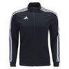 adidas Tiro 19 Training Jacket - Black/White DJ2594
