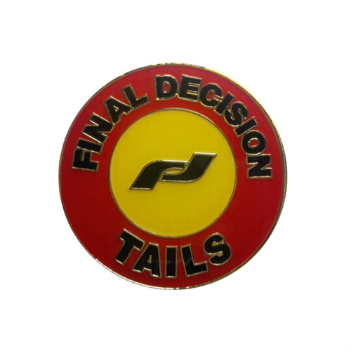 Final Decision Referee Coin 7005