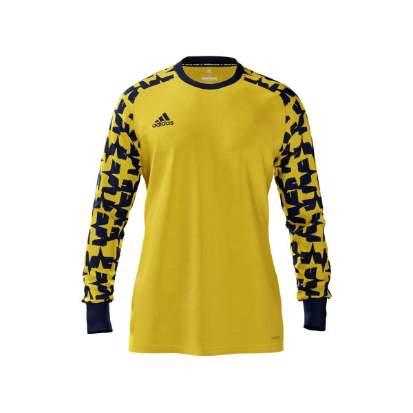 adidas Mi Assita 17 Goalkeeper Jersey - Yellow/Navy