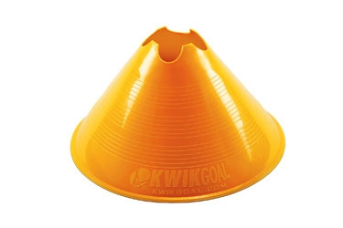 KwikGoal Jumbo Disc Cones - 4 Colors 6A13