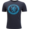 Nike Chelsea Crest Tee - Anthracite 911205-060