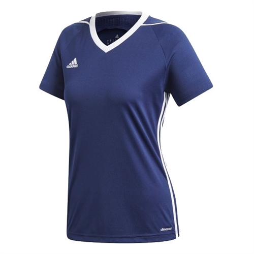 adidas Women's Tiro 17 Jersey - Dark Blue/White BJ9097