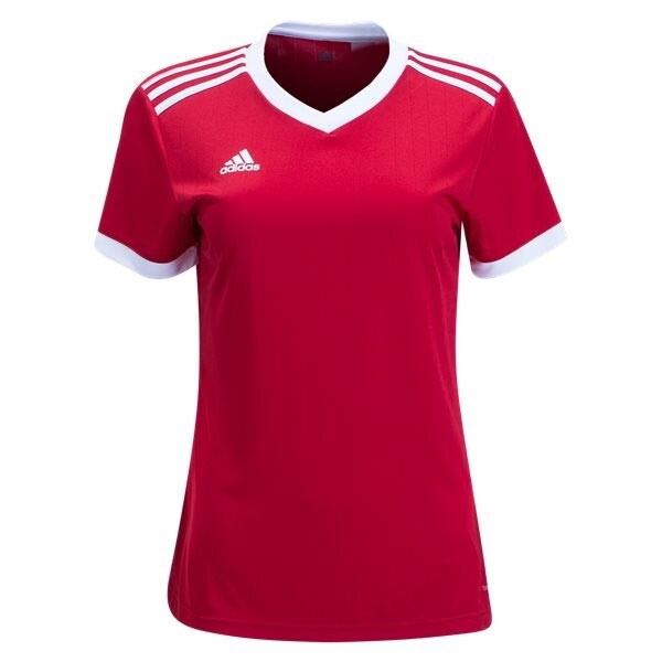 adidas Women's Tabela 18 Jersey - Red/White CE8928