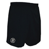 Official Sports New Logo USSF Coolwick Longer Inseam Black Short 1063LCL