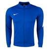 Nike Squad 16 Knit Track Jacket - Royal Blue 725941-480