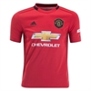 adidas Manchester United Youth Home Jersey 2019-2020 DW4138