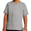 Gildan 5000 Cotton Youth T-Shirt - Sports Grey 5000B-Gry