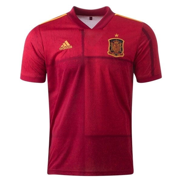adidas Spain Home Jersey 2020 FR8361