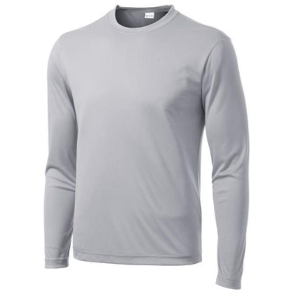Sport Tek Long Sleeve Performance Shirt Silver Silver St350ls Authenticsoccer Com This collection includes shirts, pants, winter wear and accessories to meet your clothing needs. authentic soccer