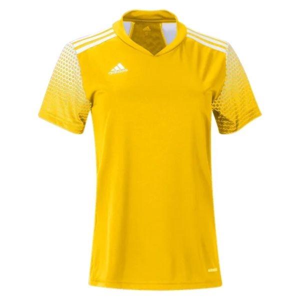 adidas Women's Regista 20 Jersey - Team Yellow/White