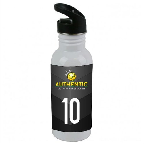 Authentic Soccer Water Bottle  AU-WaterB
