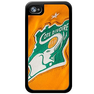Ivory Coast Phone Cases - iPhone (All Models) iph-ivcst