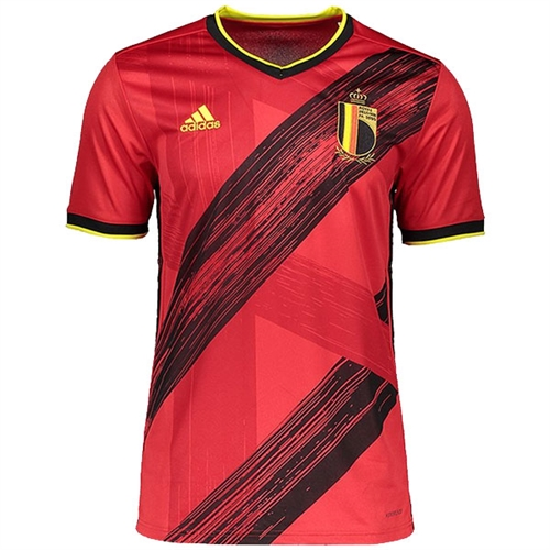 adidas Belgium Youth Home Jersey 2020 EJ8546