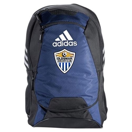 a4e4de5e2699 Oldsmar Soccer Club Stadium II Backpack - Navy - AuthenticSoccer.com