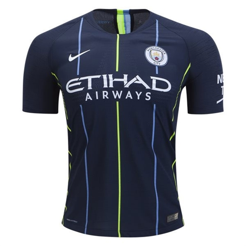 Nike Manchester City Authentic Away Jersey 2018-2019 918916-476