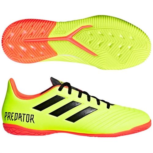 adidas Predator Tango 18.4 IN - Solar Yellow Core Black Indoor DB2138 300a776726