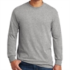 Gildan 5400 Cotton Long Sleeve T-Shirt - Sports Grey G5400-Gry