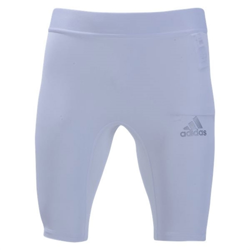 low priced cbcad 5fb18 adidas Alphaskin Youth Compression Shorts - White CW7351