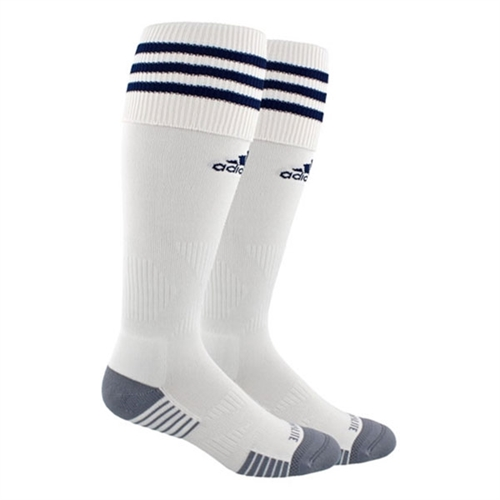 adidas Copa Zone Cushion III Socks - White/New Navy 5143276