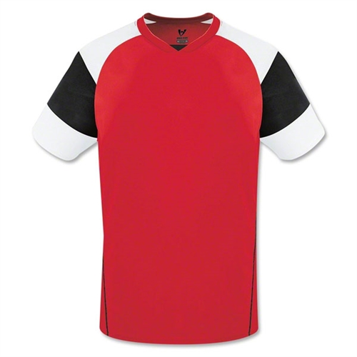 High Five Mundo Jersey - Red High5MunRed