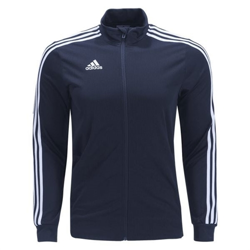 adidas Youth Tiro 19 Training Jacket - Navy/White DT5275