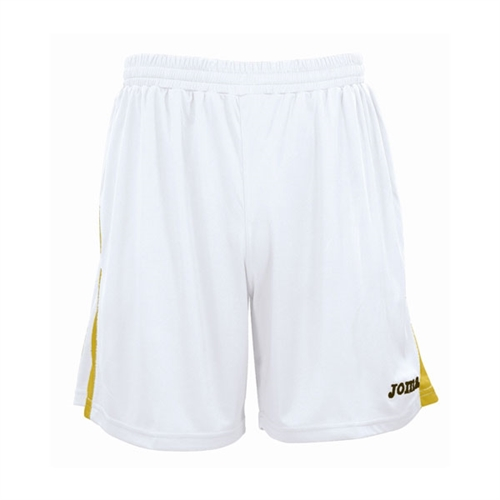 Joma Tokio Shorts - White/Yellow JomaTokWhiYel