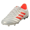 adidas Copa 19.3 Jr FG - Off White/Solar Red D98082