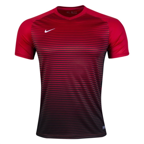 Nike Precision IV Jersey - Red/Black 886828-657