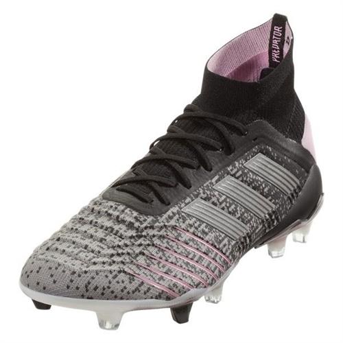 87de1f95c adidas Predators 19.1 Women s FG - Core Black Silver Metallic F97529