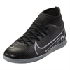 Nike Junior Mercurial Superfly 7 Club IC - Black/Cool Grey Indoor AT8153-001