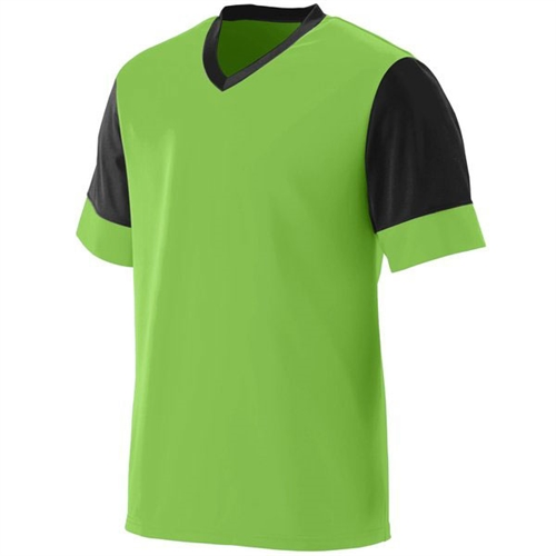 Augusta Lightning Jersey - Lime 1600Lim