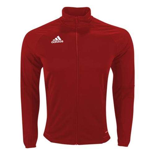 e949829f2 adidas Youth Tiro 17 Training Jacket - Red/White BR2704 ...