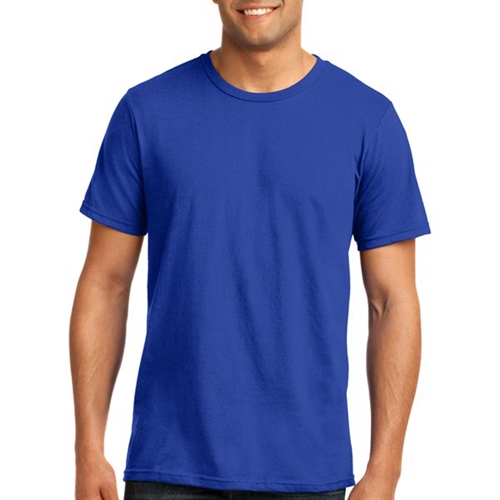 Gildan 5000 Cotton T-Shirt - Blue G5000Blu