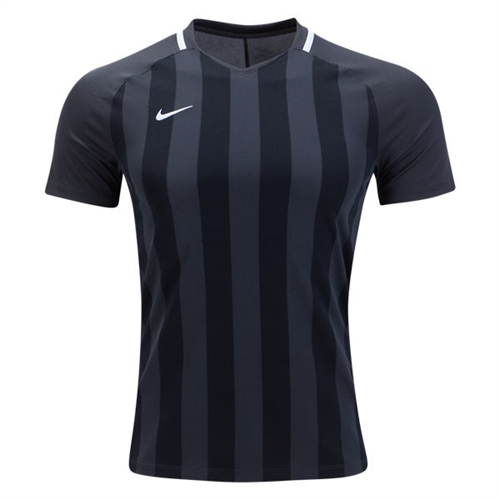 Nike Strip Division III Jersey - Black/Grey 894096-060