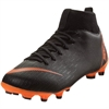Nike Junior Mercurial SuperFly VI Academy MG - Black/Total Orange AH7337-081