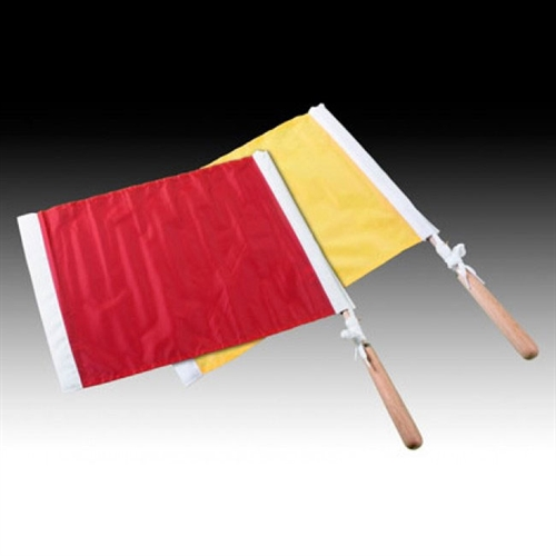 Kwik Goal Referee Linesman Flags AA1