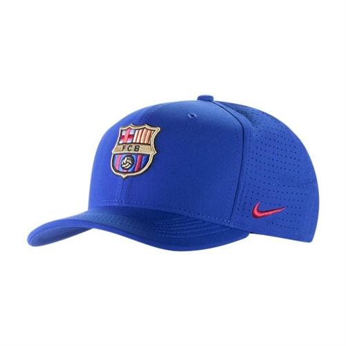 Nike Barcelona Heritage86 Cap - Deep Royal Blue Noble Red 852167429010101 cd5144b85af