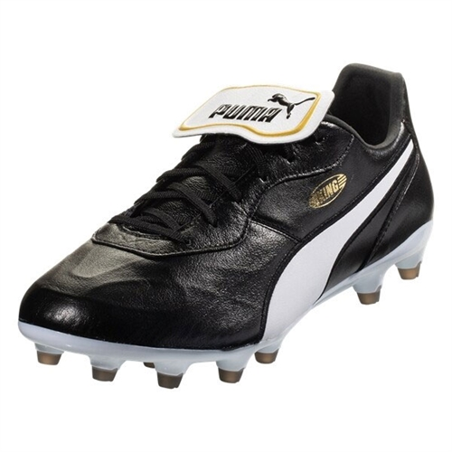 Puma King Top FG - Black/White