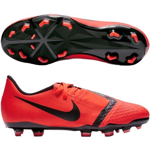 100% authentic 79a3d bfa63 Nike Junior Phantom Vision Academy MG - Bright Crimson Black AO0362-600
