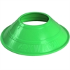 Kwik Goal Mini Disc Cones Hi-Vis - Green 6A1420201