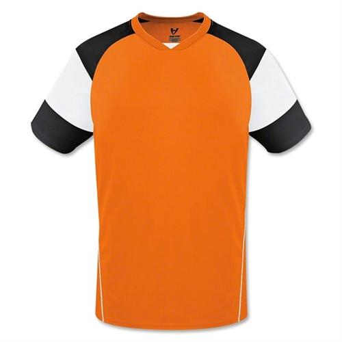 591bd120d High Five Mundo Jersey - Orange - High5MunOra - AuthenticSoccer.com