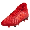 adidas Junior Predators 18.3 FG - Active Red/Solar Red CM8534