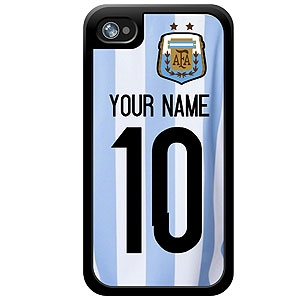 Argentina Custom Player Phone Cases - iPhone (All Models) iph-arg-plyr