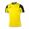 Joma Estadio Jersey - Yellow/Black JomEsYelBlk